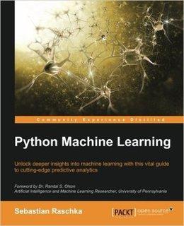 Python Machine Learning book